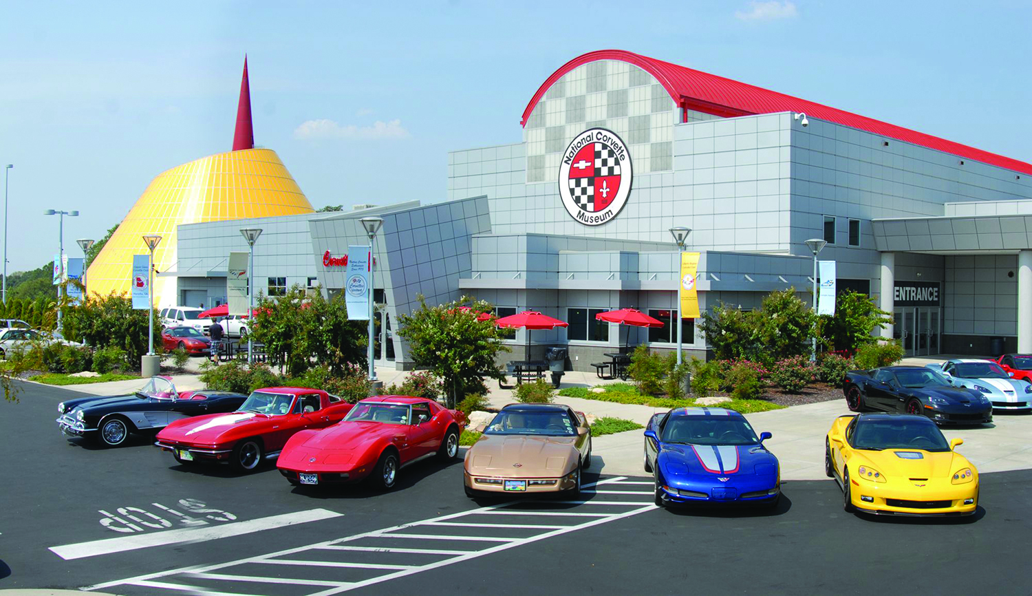 National Corvette Museum >> National Corvette Museum Turns 25 Bowling Green Living